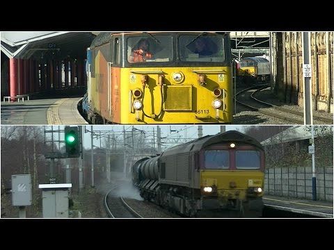 Staffordshire and Cheshire Railhead Treatment Train Season 2…