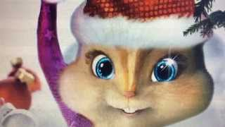 Chipettes and Chipmunks-  Santa Claus Is Coming To Town
