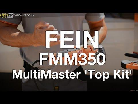 Fein FMM350Q MultiMaster TOP KIT - ITS TV