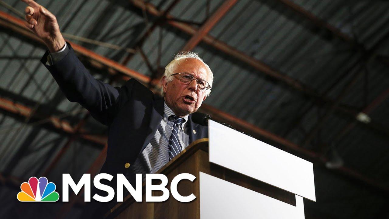 What's Next For Bernie Sanders?   Morning Joe   MSNBC thumbnail