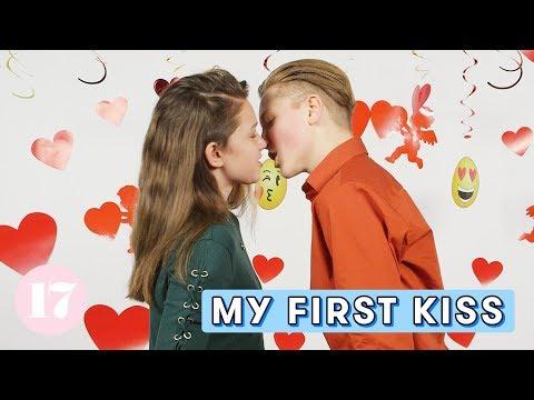 My First Kiss   Seventeen Firsts