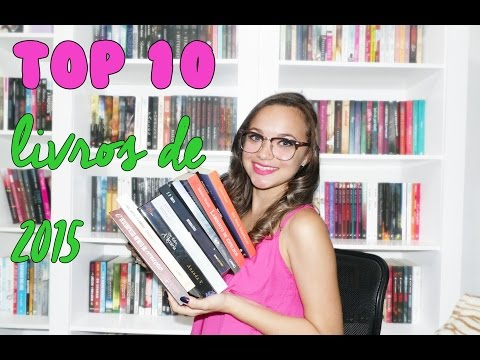 Top 10 Livros de 2015 |Nacionais|