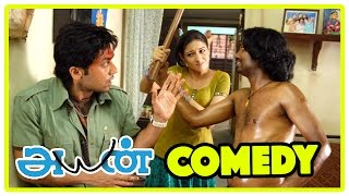 Ayan | Ayan Full Movie Comedy scenes | Surya & Jegan Comedy Scenes | Ayan Comedy | Tamannaah Comedy