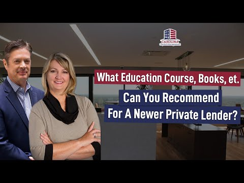 132 What Education Course, Books, et. Can You Recommend For A ...