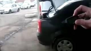 Автоматическое Открывание Багажника РЖАЧ ПРИКОЛ СМОТРЕТЬ ВСЕМ :D