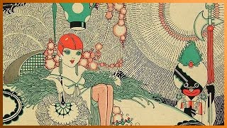 ART DECO - Illustrations From 1920