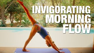 Invigorating Morning Flow Yoga Class - Five Parks Yoga