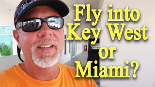 Do the airlines fly into Key West??