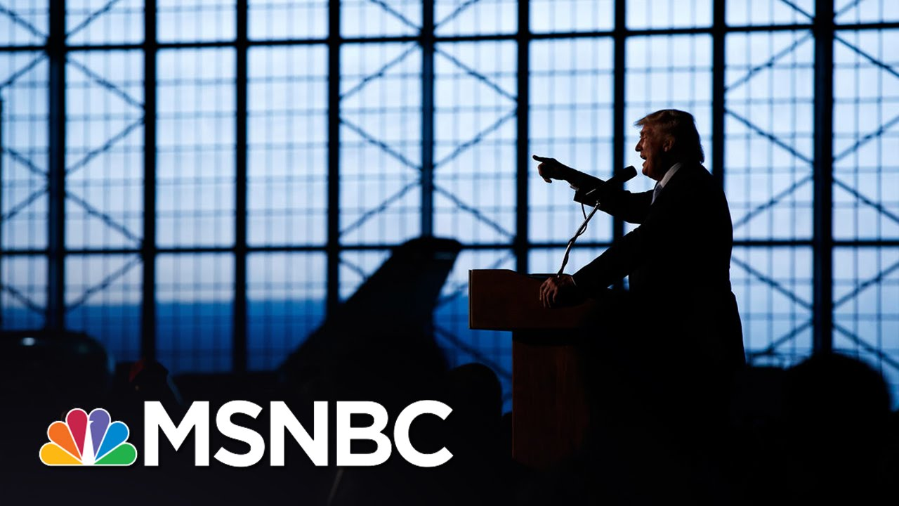 Donald Trump Further Divides GOP After Gold Star Family Attack | MSNBC thumbnail