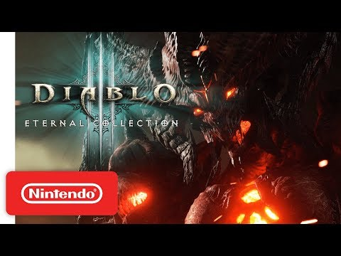 Diablo III Eternal Collection - Announcement Video - Nintendo Switch thumbnail