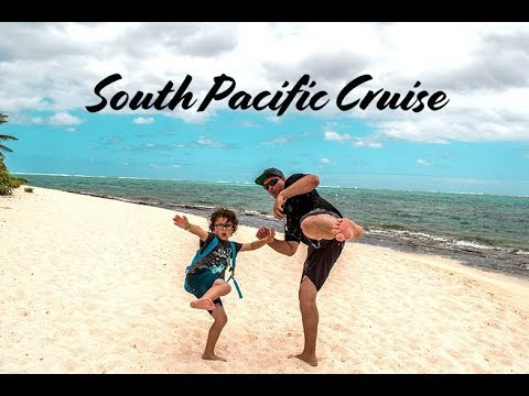 Royal Caribbean South Pacific Cruise 2018