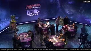 Pro Tour Eldritch Moon Round 5 (Standard): Matthew Sperling vs. Reid Duke