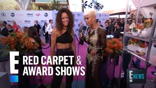 Has Taylor Swift Given Serayah Any Advice? | E! Live from the Red Carpet