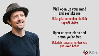 I'm Yours - Jason Mraz (Lyrics video dan terjemahan)