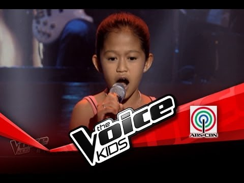 "The Voice Kids Philippines Blind Audition ""Luha"" by Marianne"