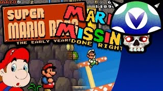 [Vinesauce] Joel - Super Mario The Early Years + Mario Is Missing Done Right