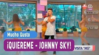Quiereme - Johnny Sky - Mucho Gusto 2016