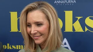 Lisa Kudrow Reveals Why She Doesn't Watch Friends Reruns (Exclusive)