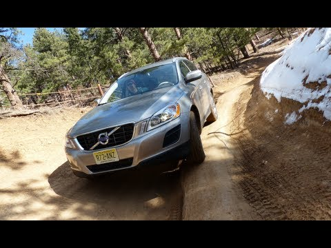 2013 Volvo XC60 T6 AWD Mountain Off-Road Test