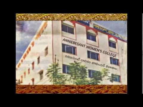 Annie Besant College for Women video cover1