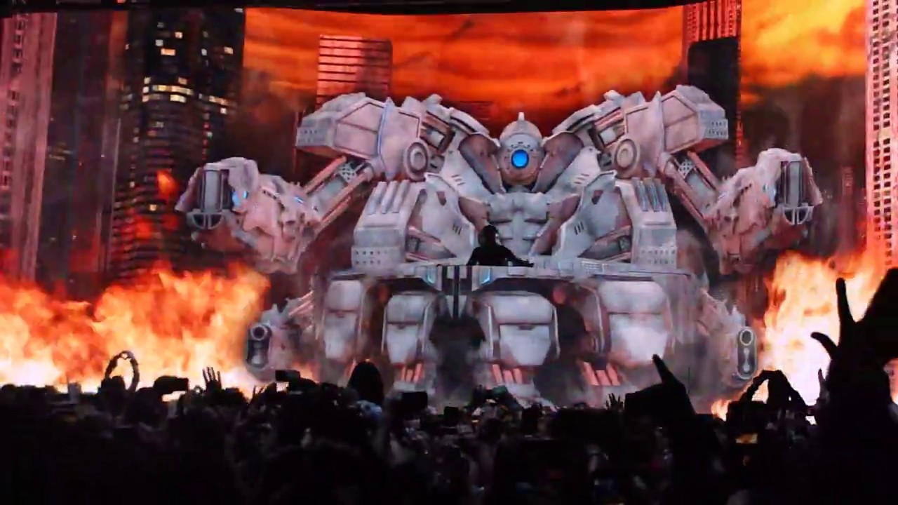 Excision Live
