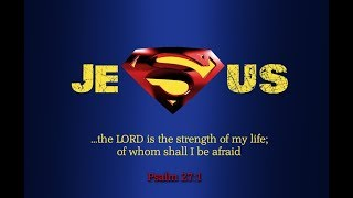 Is Jesus Your Hero!