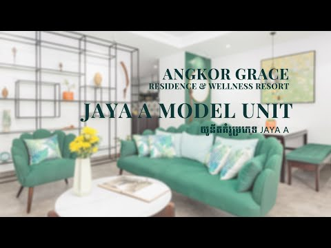 2 Bedroom Jaya A Unit Angkor Grace Residence and Wellness Resort, Siem Reap thumbnail