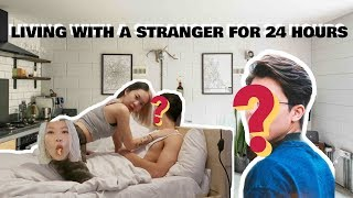 I Lived With A Handsome Stranger For 24 Hours | Euodias