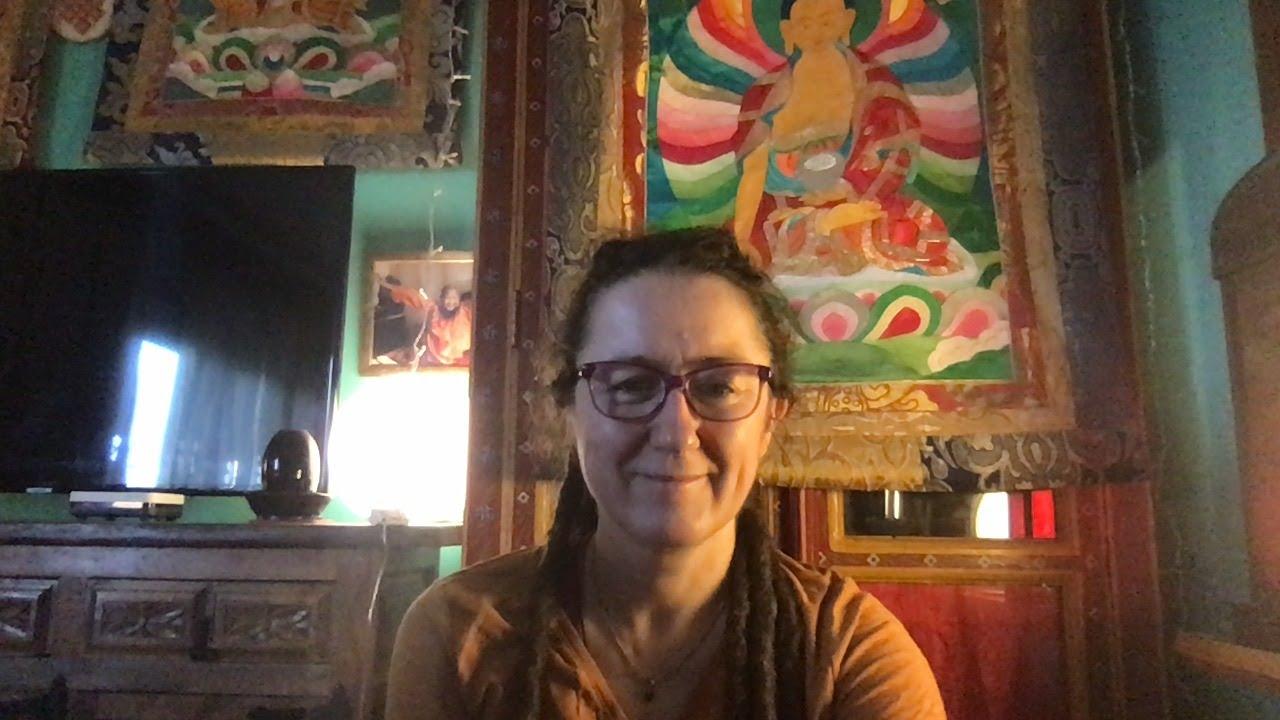 Lama Gangchen Tantric Self-Healing 2- Commentary by Lama Caroline - part 50 (EN)