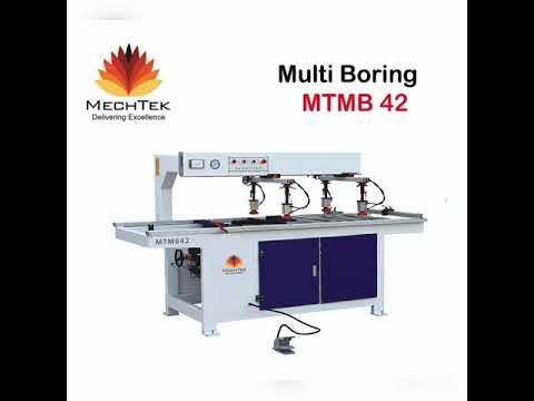 Multi Boring Machine