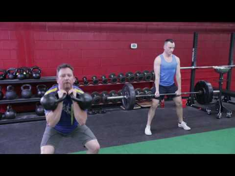 JM Custom Fitness
