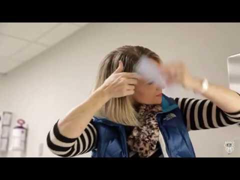 Virus del papiloma humano en una mujer embarazada