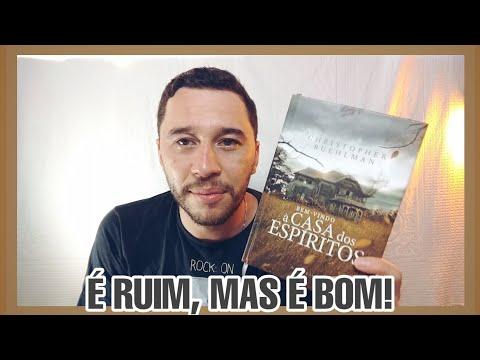 BEM VINDO À CASA DOS ESPÍRITOS ???? | Um livro bem coisado.