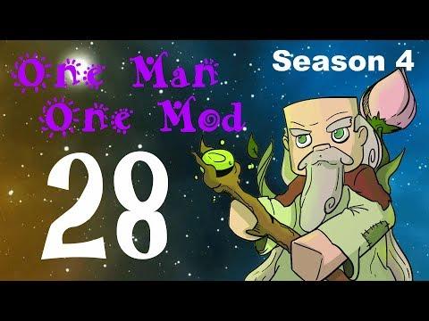 1.12 Modded Minecraft OMOM Season 4: Thaumcraft 6 Episode 28: The Arcane Bore!