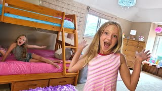 Girls' Room Tour at the Lake House!!!