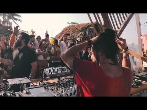Kora in Panama @ Sonica Venao 2019 [Sunrise set with live saxophone]