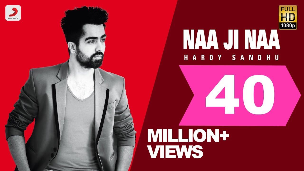 Harrdy Sandhu - Naa Ji Naa | Latest Punjabi Romantic Song 2015|  Hardy Sandhu Lyrics