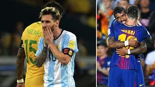 How Messi made Paulinho sign for FC Barcelona - Oh My Goal