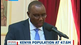Kenyan Population at 47.6 million   Bottomline Africa