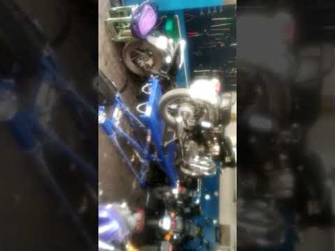 Bullet Bike Service Ramp