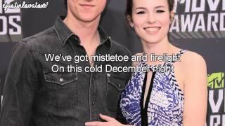 My Song For You - Bridgit Mendler ft. Shane Harper (Lyrics)