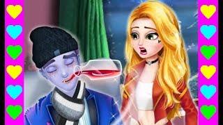 8 серия про вампиров БЕЛЛУ и ЗАКА! Кто такая Вики? Мультики для девочек и мальчиков.