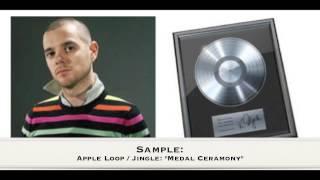 Sample used in The Streets - Everything Is Borrowed (Apple Loop)