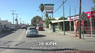 preview picture of video 'Driving Through Sonoyta to Rocky Point - A brief Tour'