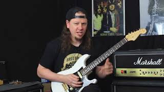 How To Play A Blues Turnaround Lick In B - Lick Of The Week #42