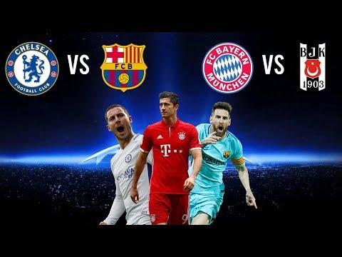RUIK FOOTBALL   Preview Ligy mistrů   Chelsea vs Barcelona!