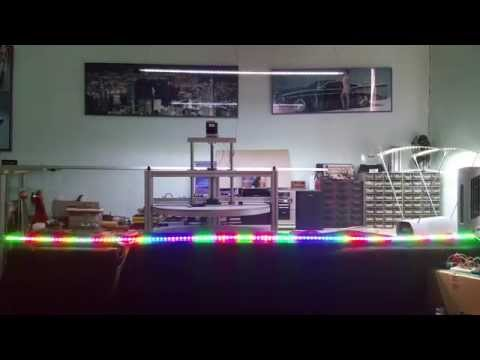 Lumazoid Realtime Music Visualizer Board For Neopixel Or Other
