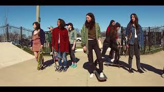 """Sarah Shook & the Disarmers """"New Ways to Fail"""" (Official Music Video)"""