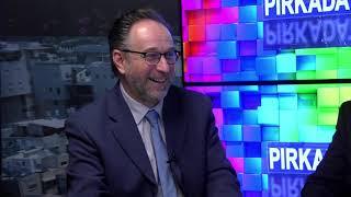 PIRKADAT Breuer Péterrel: Fekete Péter, Dr. Bajkai István