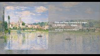 Flute and Harp Concerto in C major, K. 299/297c